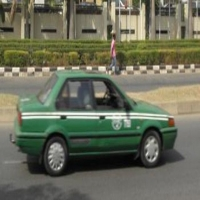 Green Taxis Abuja